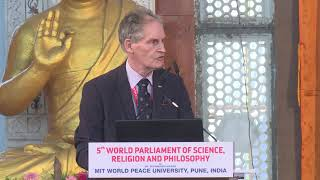 Session 4- Speech By Speaker- Dr. Alex Hankey at 5th World Parliament