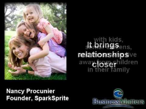 Business Matters Video Podcast - Nancy Procunier