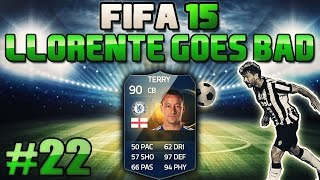 FIFA 15 Llorente Goes Bad 22 Terry TOTS Xbox One German