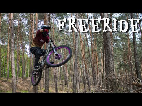 VTT DH//On cherche des spots freeride//