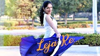 Leja Re | Dhvani Bhanushali | Tanishk Bagchi | Laasya dance choreography