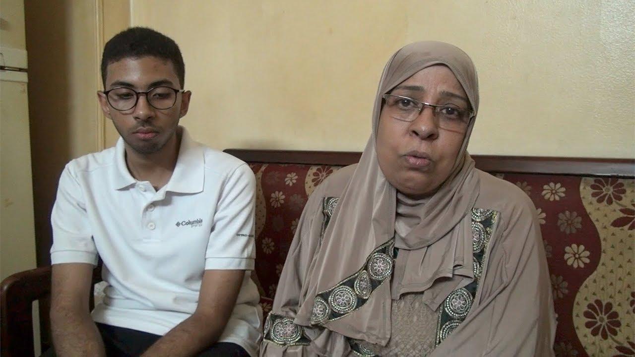 الوطن المصرية:الأول على الجمهورية: حققت حلمي.. ووالدته: أغمى عليا لما الوزير كلمني