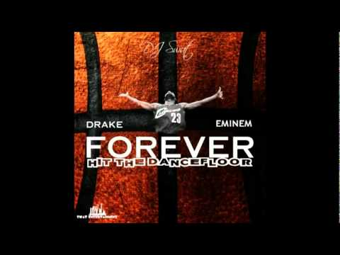 Drake feat  Eminem Lil Jon   DJ Unk   Forever Hit the Dancefloor Crunk Remix