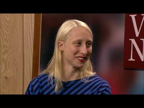 """Emma Straub on """"The Vacationers"""" at the 2014 Miami Book Fair"""