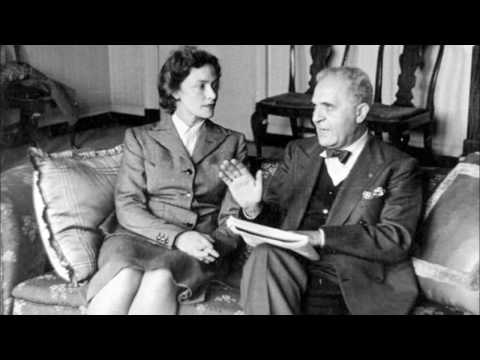 Kathleen Ferrier.UM MITTERNACHT.VIENNA.Bruno Walter.1952.Gustav Mahler. Ruckert lieder