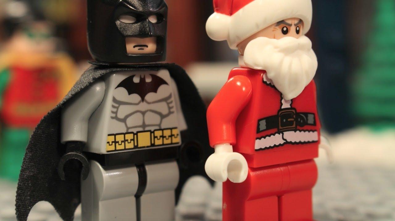 Batman Christmas.Another Lego Batman Christmas
