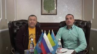 Бизнес-уроки от Президента и Основателя ТЕНТОРИУМ Раиля Хисматуллина - часть 3