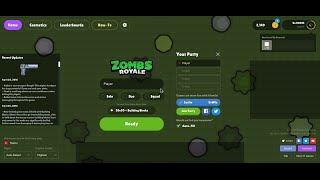 Super secret hack?!?! Zombsroyale.io/fortnite.io Gameplay