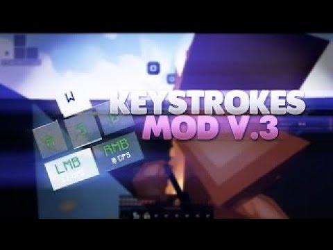скачать мод Keystrokes Mod img-1