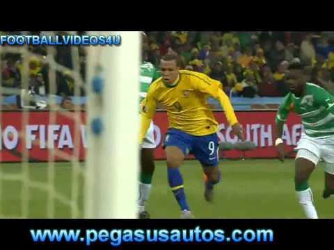 Top Ten 10 FIFA World Cup 2010 South Africa Goals
