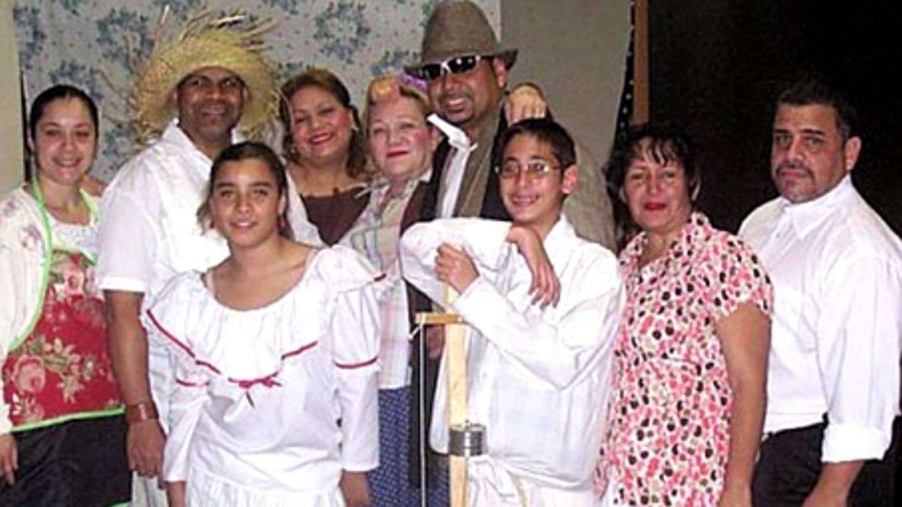 Springfield Puerto Rican Parade Cultural Ambassador Darwin Cruz