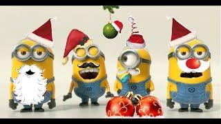 Minyonok karácsonya