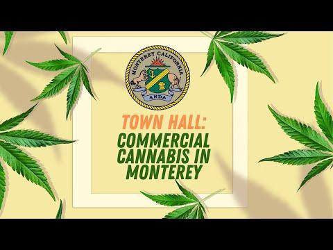 Cannabis Town Hall // January 28, 2021