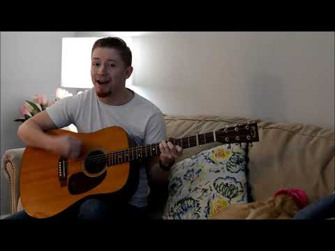 """""""Brand New Man"""" By Brooks & Dunn - Cover By Timothy Baker"""