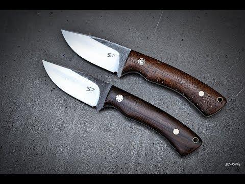 Jak zrobić nóż(knifemaking) How to make a knife DIY ELMAX STEEL
