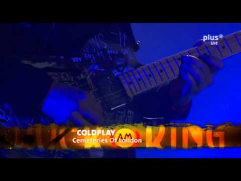 Coldplay ▪ Cemeteries Of London (Rock Am Ring 2011)
