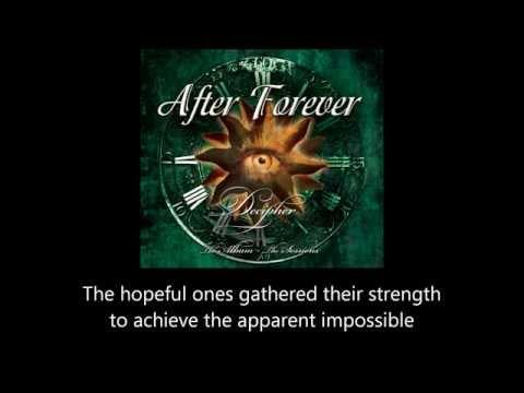 After Forever - Forlorn Hope (Lyrics)