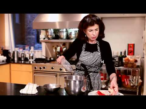 How to De-Seed a Pomegranate - Cooking Confidential w/ Gail Monaghan