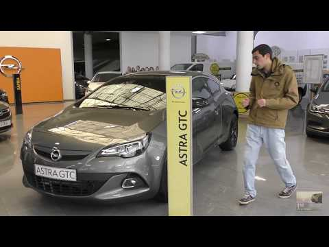 Opel Astra GTC | Black Friday Grupo Auto-Industrial