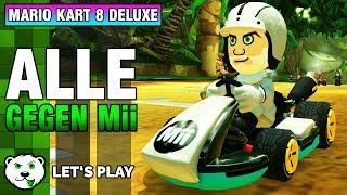 PvP Rennen im Mii Outfit   Let's Play Mario Kart 8 Deluxe Online deutsch Nintendo Switch HD #001