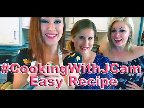 Cooking With Jessica : Broke Bi Bim Bop - Easy Receipe | Scream Queen Stream