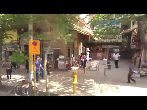 City Tour Shiraz Iran Part 01