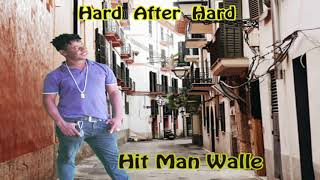 Hitman Walle - Hard After Hard [Audio Visualizer]