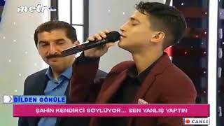 Şahin Kendirci - Metro Tv - Sen Yalnış Yaptın Süper Yorum 2o19
