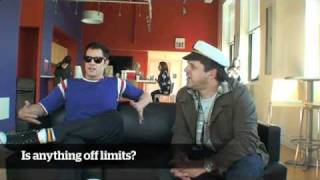 Interview: Johnny Knoxville and Jeff Tremaine talk 'Jackass 3D'
