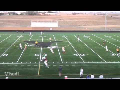 Pella Christian High School vs  Chariton   Coach Simoes highlights 1