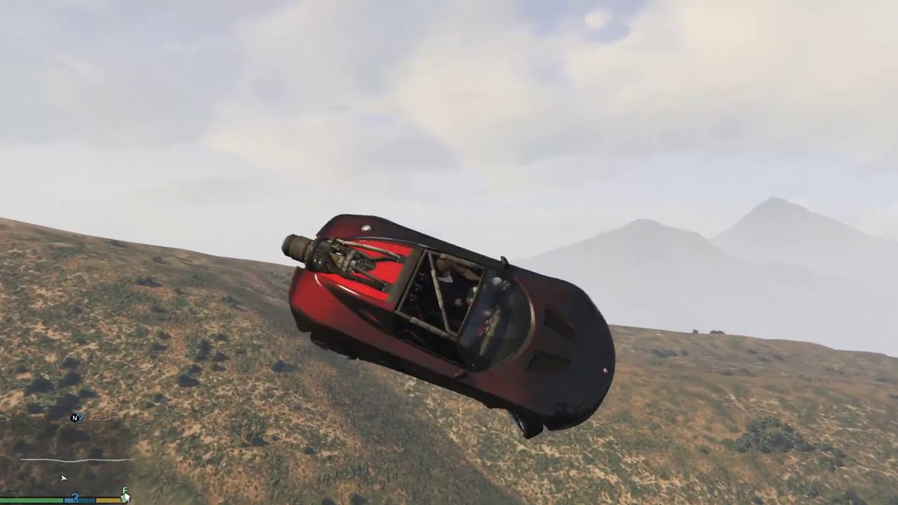 New ROCKET CAR in GTA 5 : How to get ROCKET CAR! COIL ROCKET VOLTIC in  single player