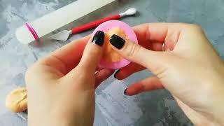 Универсальная мастика для торта Criamo разных цветов. Работаем с мастикой. Кондитерская мастика