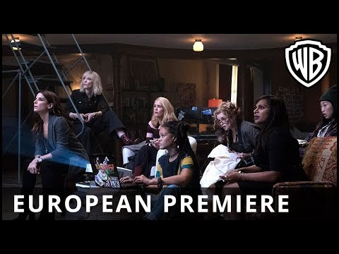 Ocean's 8 - European Premiere, London Mp3
