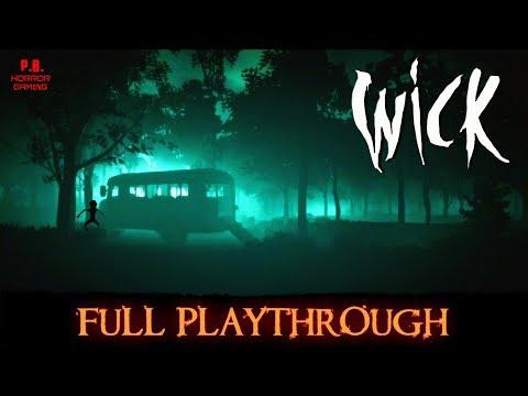 WICK : Longplay Gameplay Walkthrough HD - No Commentary [Full Playthrough]
