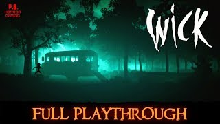 WICK : Longplay Gameplay Walkthrough HD - No Commentary [Full Playthrough]
