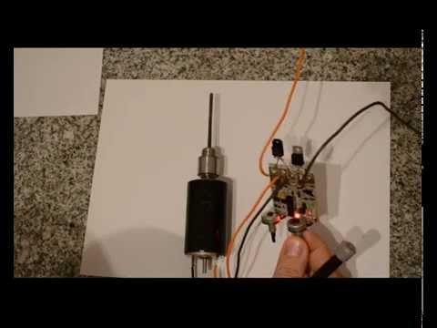 Drehzahlregler und Drehmomentregler für DC-Motoren, hochgenau und ...
