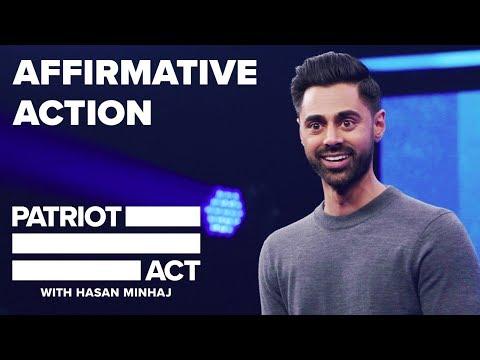 Affirmative Action | Patriot Act with Hasan Minhaj | Netflix