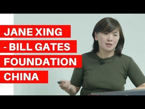 The Gates Foundation's Evolving China-Africa Strategy - Jane Xing, Gates Foundation, China