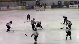 Aaliyah James High School Ice Hockey Highlight Video