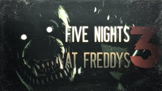 SFM Five Nights At Freddy s 3 song by Roomie