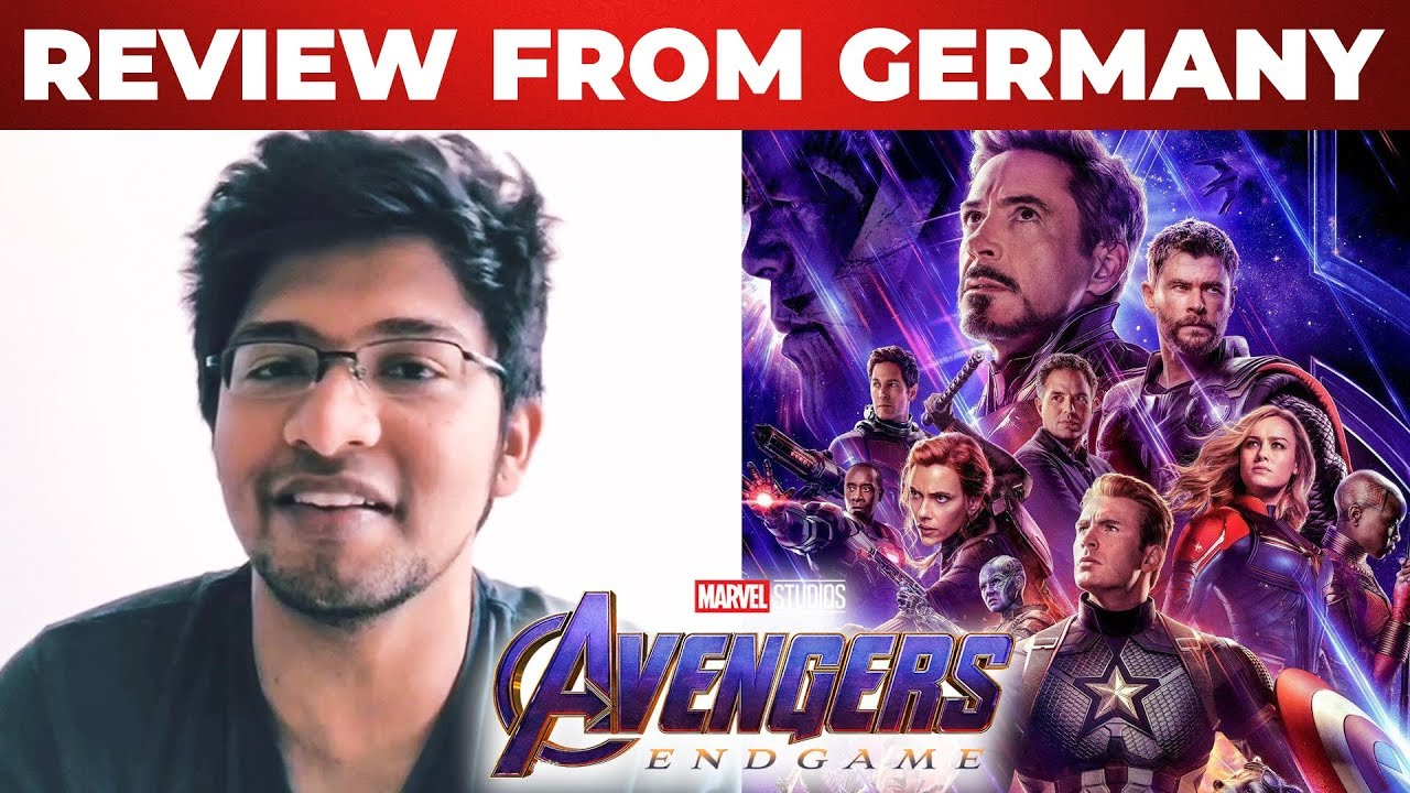 Avengers: Endgame FIRST REVIEW in Tamil | Iron Man | Thor | Captain America | Hulk