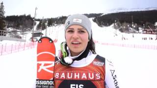 Third day of competitions, Alpine Combined ladies JWSC 2017 Åre