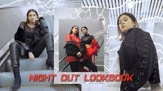 What We Actually Wear to the Club | NIGHT OUT LOOKBOOK