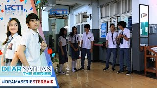 Video DEAR NATHAN THE SERIES - Waduhhh Sepatunya Salma Disita Nathan [2 Oktober 2017] download MP3, 3GP, MP4, WEBM, AVI, FLV Juli 2018