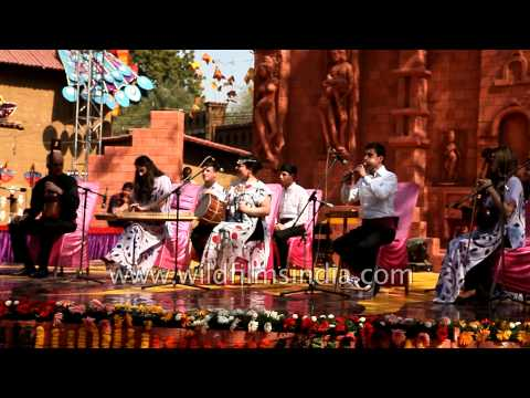 Musical performance by Armenian Traditional Music Ensemble in India