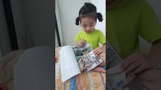 #22. 서현이 구연동화(국민연금 잡지ㅋㅋ)