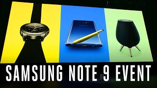 Samsung Galaxy Note 9 vs Galaxy Note 8