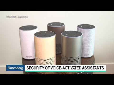 Voice-Activated Assistants Raise Privacy Concerns