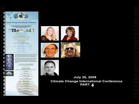 Climate Change International Conference (#6) [Pacific Design Center, West Hollywood, CA, USA]