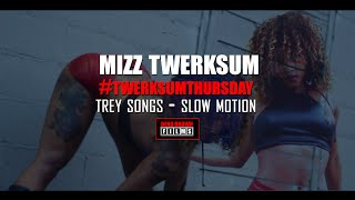 vuclip Mizz Twerksum - Slow Motion #TwerkSumThursday